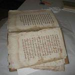 Евангелие XVI в. вернулось после реставрации в фонды Новгородского музея-заповедника