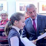 В Новгородском центре современного искусства открылась третья областная фотовыставка «Я и мой мир»