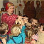 Тематические программы по бытовой, ремесленной и праздничной культуре для детей