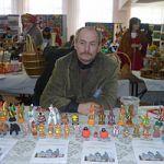 Х областная новогодняя ярмарка народных художественных промыслов и ремесел «Никольский торг»