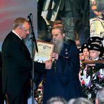 Прошло торжественное мероприятие, посвященное 750-летию преставления Святого благоверного князя Александра Невского