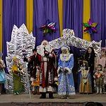 Конкурс карнавальных костюмов в Окуловском районе