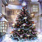 Праздник Рождества Христова на Софийской площади