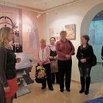 Семинар для учителей изобразительного искусства  Новгородской области