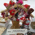 Продолжается прием заявок на конкурс обрядовых кукол-чучел