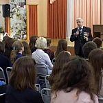 Участие школьников в мероприятиях, посвященных 25-ой годовщине вывода Советских войск из республики Афганистан