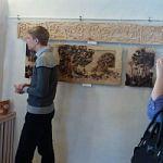 Художественная выставка «Наша сказочная жизнь»