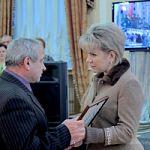 Творческая встреча с новгородским художником Викторией Станиславовной Сахаровой