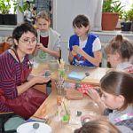 Творческая встреча в п. Демянск