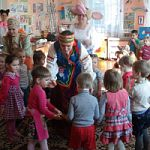 Народный праздник для детей