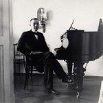 Арт-перфоманс на музыку С.В. Рахманинова в Старой Руссе