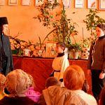 Духовно-нравственная встреча «Преподобный Сергий Радонежский – жизнь и подвиг» в Любытинском районе