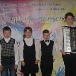 Окуловские  ребята получили признание на творческих фестивалях