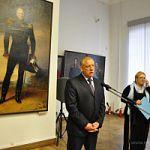 Сергей Митин принял участие в открытии выставки «Два века российской императорской гвардии»
