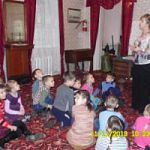 «Знакомство с музеем»: экскурсии для воспитанников дошкольных образовательных учреждений Маловишерского района