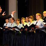 Концерт хоровой музыки «Хвалите Господа с Небес…»
