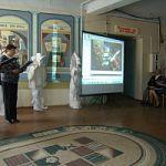 В рамках ежегодной Всероссийской  акции «Библионочь»:   «Культура народов СССР»
