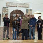 Летняя школа по реставрации монументальной живописи: знакомство с фресками ц. Спаса Преображения на Ковалеве