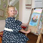 Юная художница из Валдая стала победителем конкурса в Чебоксарах