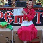 На Валдае состоялся костюмированный мотофестиваль