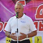 Сергей Митин принял участие в мероприятиях, посвященных Всероссийскому Дню физкультурника