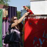 В Великом Новгороде состоялся  I Межрегиональный фестиваль игровой народной культуры «Игры и люди»