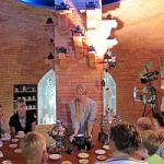 В Музейном цехе фарфора прошел праздник «Русские чайники»