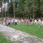 Районный фестиваль народных игр