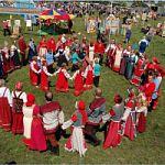 XXVI традиционный районный праздник народного творчества и ремёсел