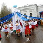 Никитская ярмарка в Крестецком районе