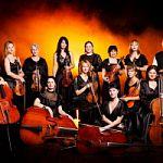 Торжественное закрытие  Международного фестиваля русской музыки в городе Старая Русса