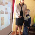 Районный краеведческий музей г.Малая Вишера  сотрудничает с дошкольными учреждениями города