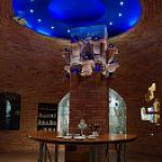 «Цветущий кобальт» в Музейном цехе фарфора