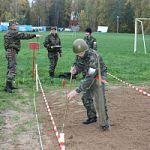 VII Военно-спортивная игра «Орленок»