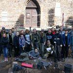 Сотрудники и студенты исторического факультета НовГУ участвуют в археологических раскопках на юге Польши