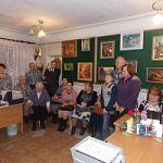 В Сольцах прошла «Ночь искусств»