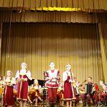 Осенние  гастроли  Образцового оркестра русских народных инструментов «Мозаика»