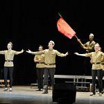 Триумфальное выступление новгородцев в Санкт-Петербурге