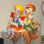 Кукольный мир Светланы Сизяковой