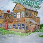Выставка творческих работ  Виктории Леонтьевой в проекте