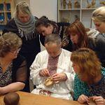 Областной семинар-практикум по теме: «Педагогика народной игры»