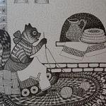 Открытие выставки «Сказка – ложь, да в ней намек»