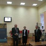 В областной библиотеке открылась выставка «Сёрен Киркегор — датчанин мирового масштаба»