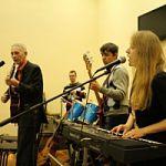 В библиотеке прошел концерт новгородских музыкантов