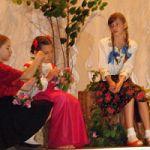Литературно - краеведческий  праздник  «ОЛЬГИНА  ПОЛЯНКА» в Окуловском районе