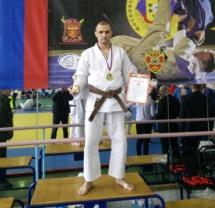 Новгородец Сергей Наумов победил на чемпионате Москвы по дзюдо среди мастеров-ветеранов