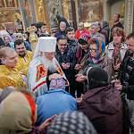 Сегодня исполняется 30 лет архиерейскому служению митрополита Льва