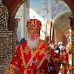 Андрей Никитин поздравляет митрополита Льва с 30-летием архиерейского служения