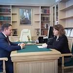 Андрей Никитин: «Все трудовые и творческие права сотрудников учреждений культуры должны быть соблюдены»