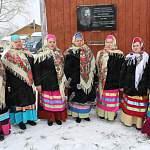 Памятную доску писателю Дмитрию Балашову открыли на далёком берегу Белого моря
